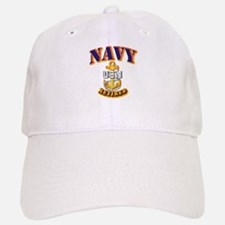NAVY - CPO - Retired Baseball Baseball Cap