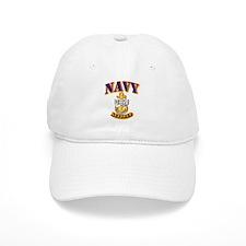 NAVY - CPO - Retired Baseball Cap
