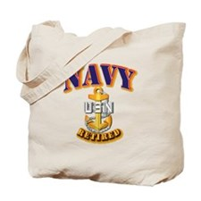 NAVY - CPO - Retired Tote Bag