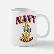 NAVY - CPO - Retired Mug