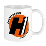 Official Hucker Mug