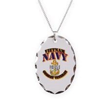 NAVY - CPO - VN - CBT VET Necklace