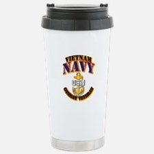 NAVY - CPO - VN - CBT VET Travel Mug