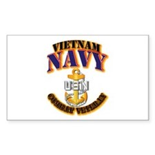 NAVY - CPO - VN - CBT VET Decal
