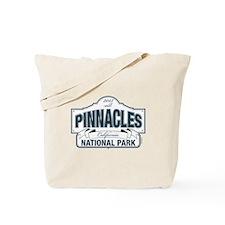 Pinnacles National Park Tote Bag