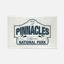 Pinnacles National Park Rectangle Magnet