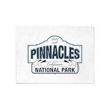 Pinnacles National Park 5'x7'Area Rug