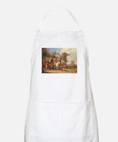 Getting Ready for the Hunt Apron
