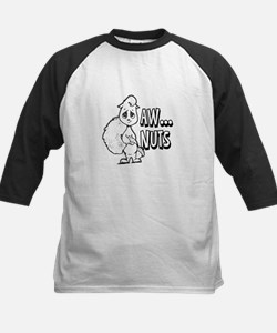Aw Nuts Squirrel Baseball Jersey