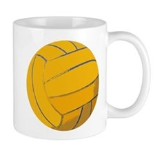 Waterpolo Ball US Olympics Swimming Fish Mug