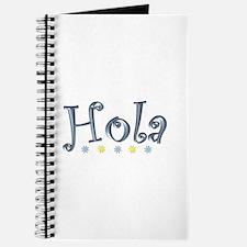 Hola -Hi- Journal