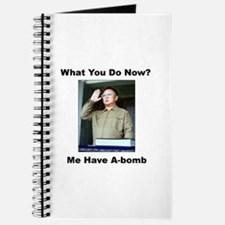 Kim Jung Il - What You Do Now? Journal