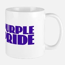 Purple Pride Mugs