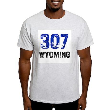 307 Ash Grey T-Shirt
