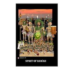 Postcards, Spirit of Hawaii