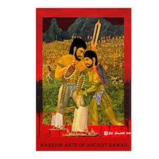 Postcards, Warrior Arts