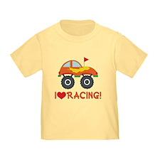 I Heart Racing T