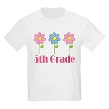 5th Grade (Daisy) T-Shirt