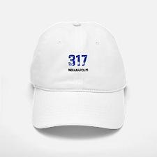 317 Baseball Baseball Cap