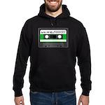 Maths + retro - green Hoodie