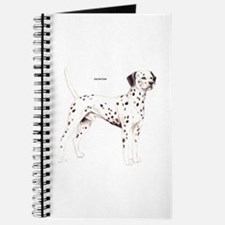 Dalmatian Dog Journal