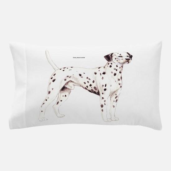Dalmatian Dog Pillow Case