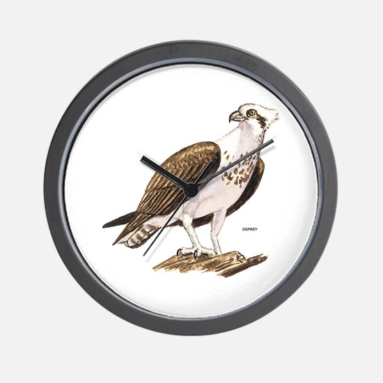 Osprey Bird Wall Clock