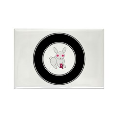 SUPPORT BREAST CANCER RESEARCH Rectangle Magnet