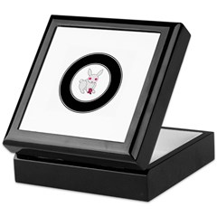 SUPPORT BREAST CANCER RESEARCH Keepsake Box