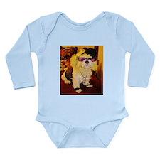 Coco Diva Long Sleeve Infant Bodysuit