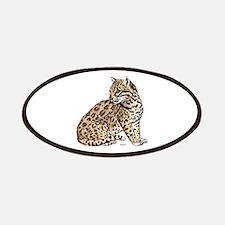 Ocelot Wild Cat Patches