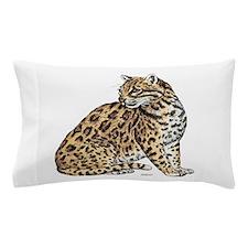 Ocelot Wild Cat Pillow Case