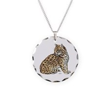 Ocelot Wild Cat Necklace