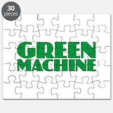 Green Machine Puzzle