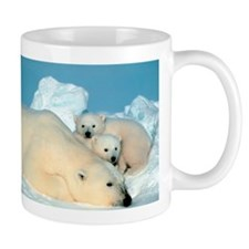 Cool Blue bear Mug