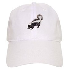 Skunk Animal Baseball Cap