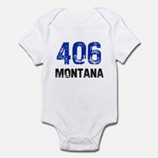 406 Infant Bodysuit