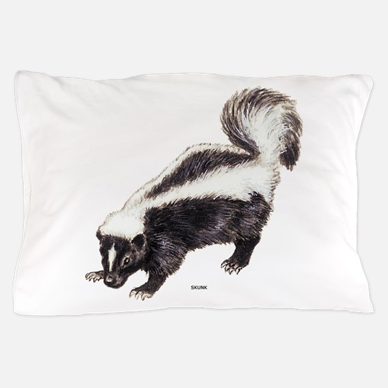 Skunk Animal Pillow Case