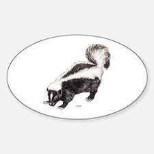Skunk Animal Decal