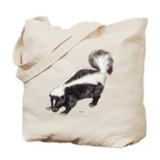 Skunk Animal Tote Bag