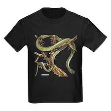 Green Mamba Snake T