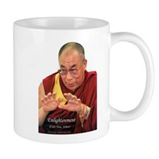 Dalai Lama -Enlightenment-Right Handed- Mug