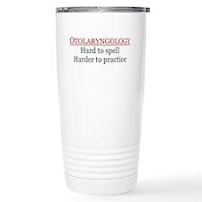 Funny Nurse oncology Travel Mug