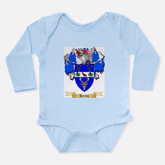 Barton (England) Long Sleeve Infant Bodysuit