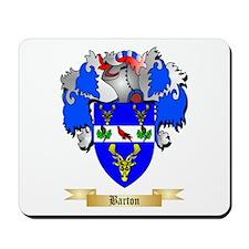 Barton (England) Mousepad