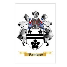 Bartolomeo Postcards (Package of 8)