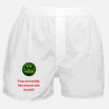 Stolen Pants!