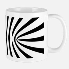High Contrast Fractal Abstract 140717 Mugs