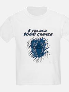 I folded 1000 cranes T-Shirt