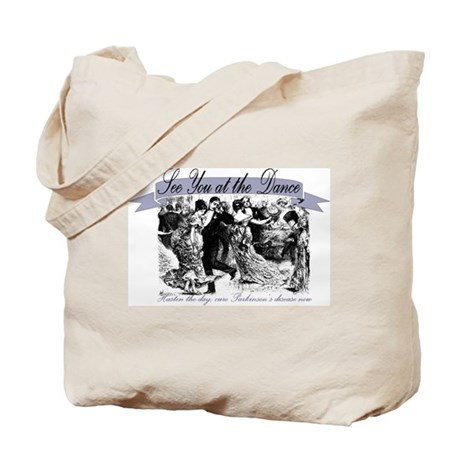 See You at the Dance - classic Tote Bag